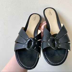 EUC Easy Spirit Esrina Heeled Sandals